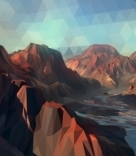PolyWorld: Low Poly Vistas 1.01 unity3d