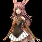 《TERA》开发商新作【EXA】几张3D角色图