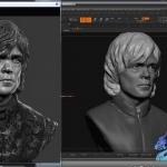Zbrush影视角色头发雕刻艺术训练视频教程