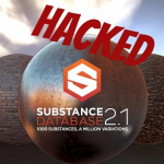 Unity3d-U3D材质库资源Allegorithmic Substance Database 2.1 universal version