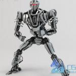 6组高精机器人3D模型合辑