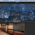 unity3d游戏美术资源科幻场景/200多个预设模型