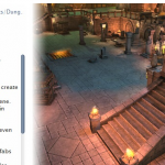 unity3d -地下城场景模型