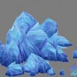 冰石头模型