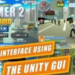 陆空大作战游戏源码 unity3D卡通车辆模型 卡通城市模型 Full Game Kit - Hammer