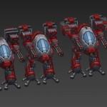 《星际来袭》重金属科幻手游全套资源