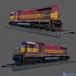 30多套火车模型大集合