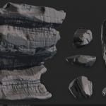 美国CG艺术家KEVIN WHITMEYER精美的3D场景作品欣赏