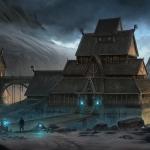 英国2D艺术家JORDAN GRIMMER天马行空般的场景作品 12P