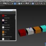 Quixel Colors v1.0     ID颜色插件