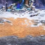 Q版魔兽横版手游游戏地图 304P