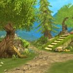 Unity手绘森林场景 适用于手游
