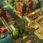 unity3d精品卡通城和农场场景模型