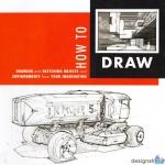 ACCD教授 Scott Robertson 所著经典概念设计基础-《How to draw》繁体汉化版
