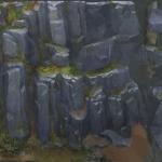 一套很精致的山石贴图,需要学习山石的可以研究一下
