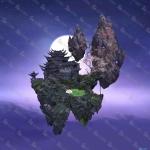 梦幻般的3D武侠场景模型
