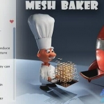 unity3d-Mesh Baker 3.13.1 unity3d