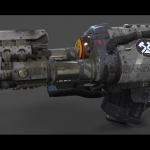 次世代虚幻竞技场3|3D角色、场景、武器500P+
