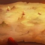 仙侠游戏世界地图 背景图 29P