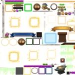 【暴风战记】魔兽DOTA类卡牌手游游戏UI特效美术资源 185MB