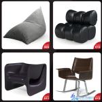 现代椅子模型3D模型专辑
