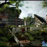 unity3d末日小镇场景模型Post Apocalyptic Environment Set 1.0