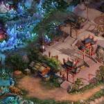 【倚天屠龙记】页游资源场景新地图20P,非论坛老版本的几张图。质量太高,画面太美!