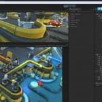 unity3d 科技科幻塔防游戏资源场景 SCI-Fi Tower Defense Pack