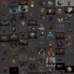 剑灵UI+动作+模型+场景+武器+植物+特效贴图合集下载