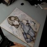 【国庆活动】【英雄联盟dota守望先锋】插画家Artgerm完整绘画视频——第五期