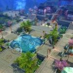 游戏主城 且看且珍惜 不得用于商业用途后果自负!模型贴图均已整合。
