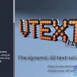 unity3d脚本插件VText 1.37