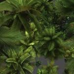 精品次时代写实植物模型