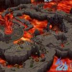 厉害了!风云场景!!! 写实 武侠 3D 游戏 美术 资源 手游 低模 场景 MAX 格式
