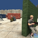 unity3d激烈的FPS枪战游戏完整项目Intense TPS 1.2