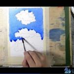【水彩教程】饺子风景水彩基础班 风景插画视频课程培训班