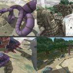 火影忍者手游游戏场景模型 MAX unity3d双版本