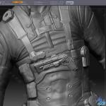 影视游戏角色艺术制作实例训练视频教程