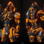 【使命召唤12:黑色行动 3】|3D武器、道具、场景205P