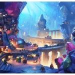 梦工厂出品,巨大的神秘世界【巨怪猎人-Trollhunters】29p