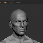 创建写实级游戏角色【Character Creation For Games with Adam Skutt】