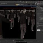 【云渲染】Houdini 16压箱底教程-5分钟学会制作丧尸群集动画(一)