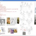 台灣 Krenz 人體透視講義區 課件 krenz的繪圖教