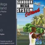 Sandbox Mega System: Island 1.0.4.4 unity3d asset