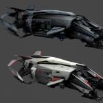 次世代模型飞船Dropship