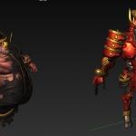 整理最新剑灵怪模型集合