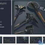 世界末日后的武器包 Post Apocalyptic Weapons