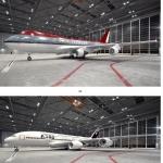 飞机场设施专辑-包括各类飞机