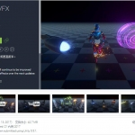 Unity科幻粒子_消散效果_扫描效果_Sci-Fi VFX 1.0.4