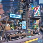 Unity低多边形卡通科幻城市包 - POLYGON - Sci-Fi City Pack v1.0